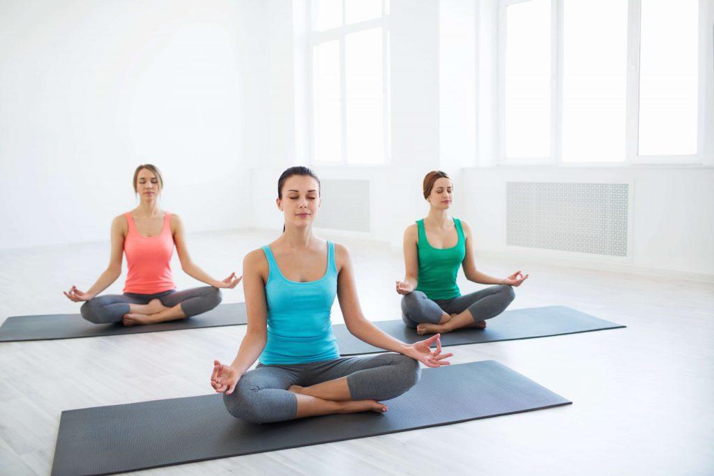 ćwiczenia yoga