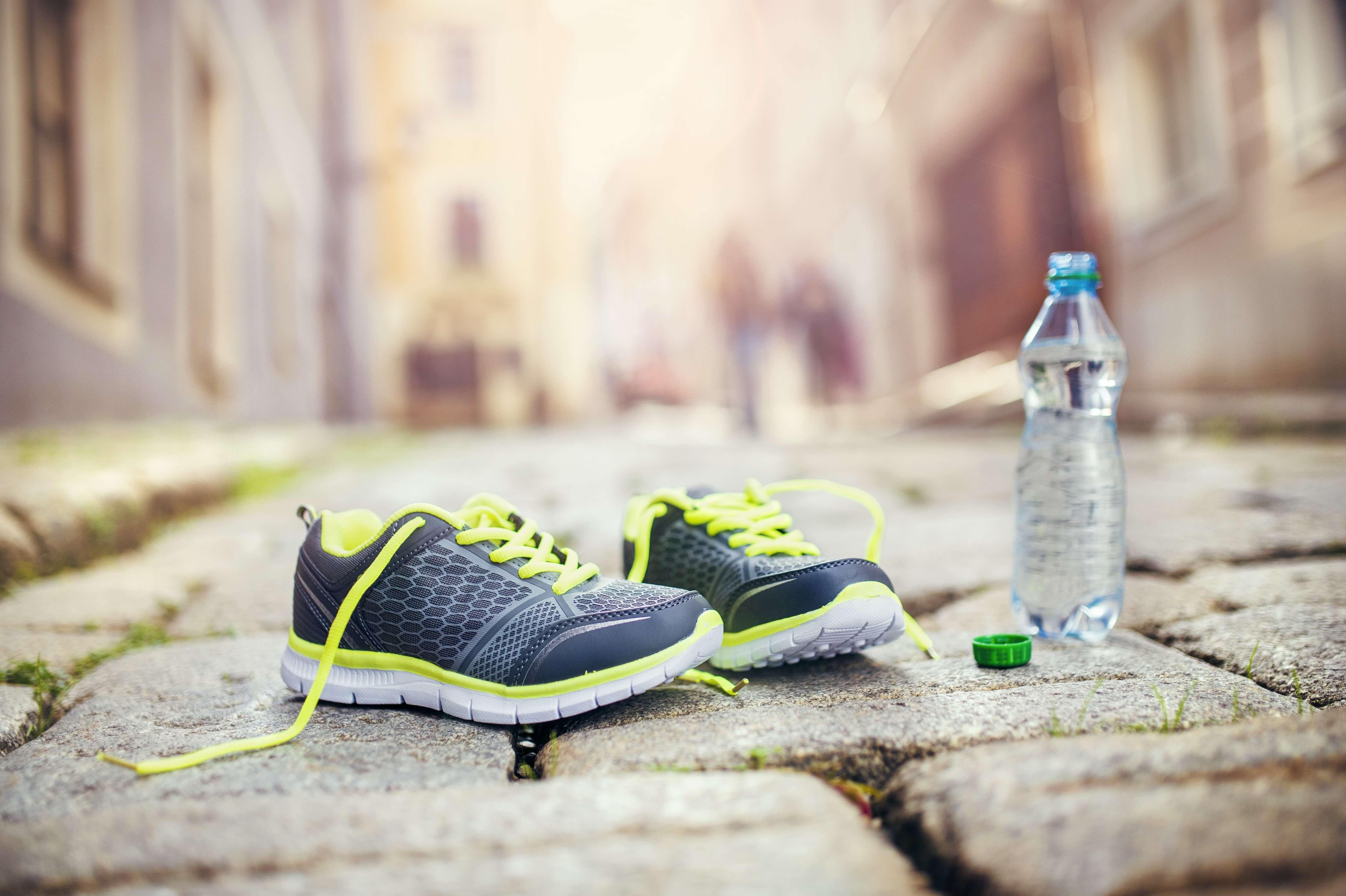 buty i elektrolity do maratonu