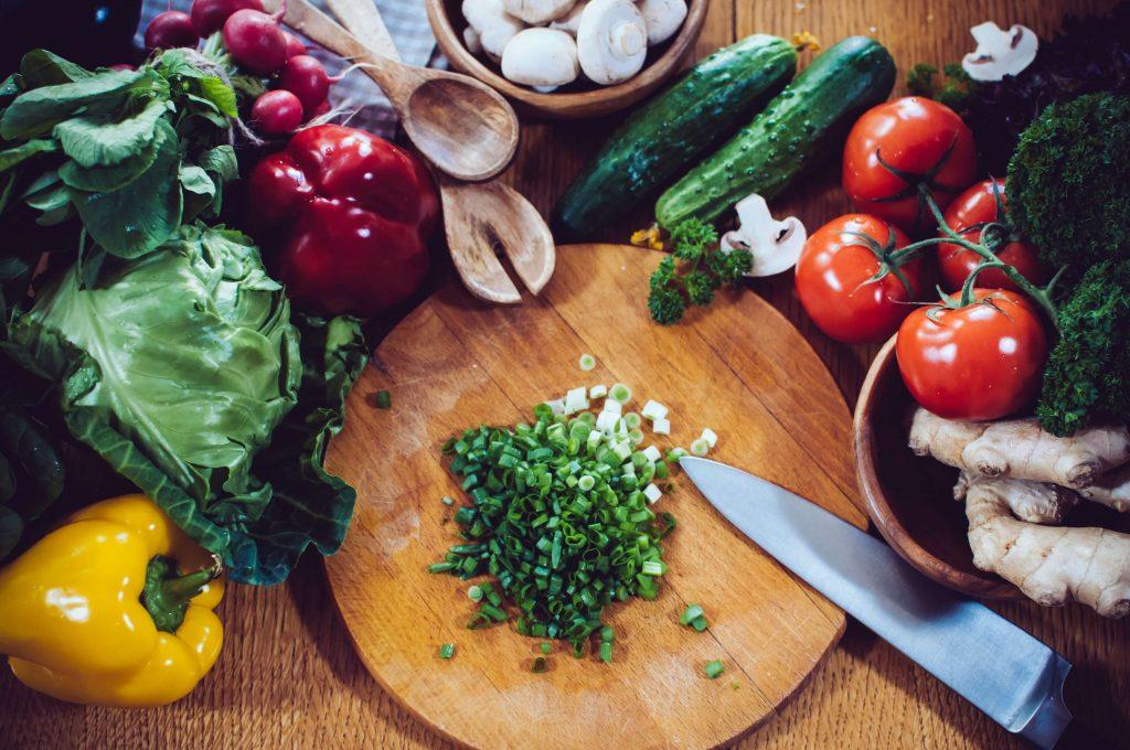 dieta wegańska i trening