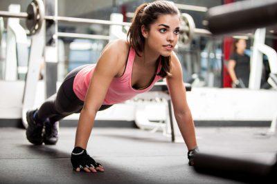 rozgrzewka przed fitness