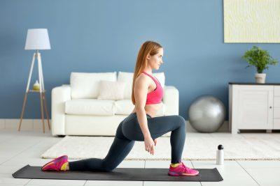 Jak zmotywować się do aktywności fizycznej w domu?