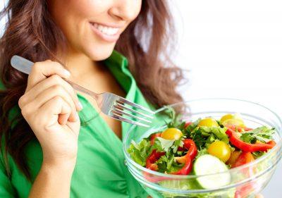 Odchudzanie z dietą wegańską